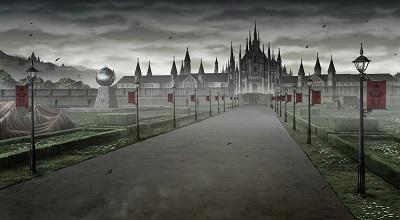 世界帝の城