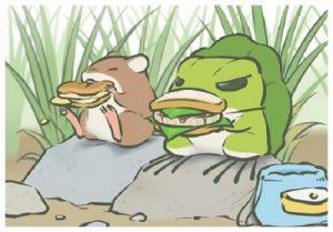 サンドイッチ写真