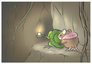 ネズミと探検
