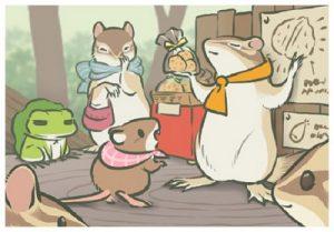 ネズミのお菓子屋